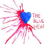 coração aquarela slide